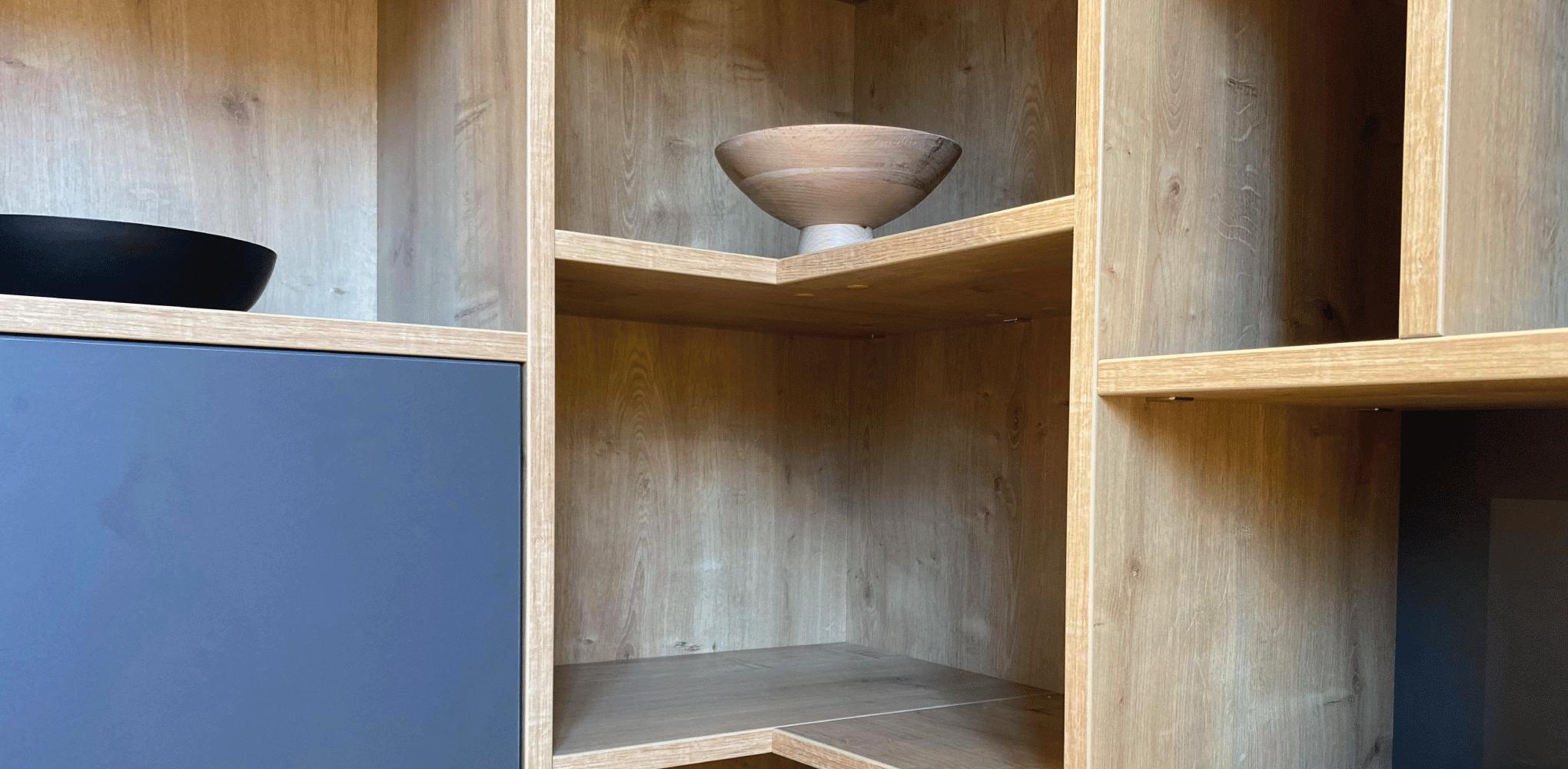 meuble sur mesure melamine