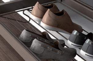 mobibam range chaussure accessoire dressing sur mesure