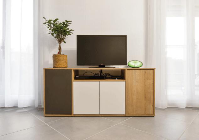 meuble bas pour télé salon maison